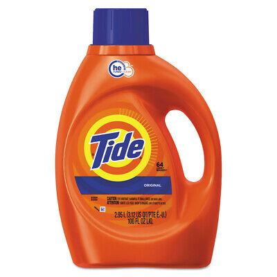 P&G Professional He Laundry Detergent, Original Scent, Liquid, 100oz Bottle, 4/c Eco Friendly Paper Towels