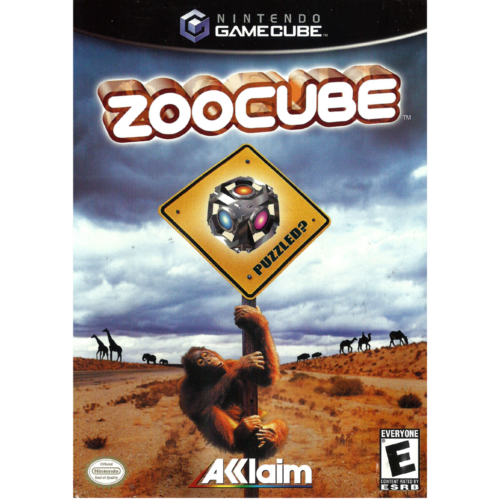 ZooCube - Gamecube - Very Good