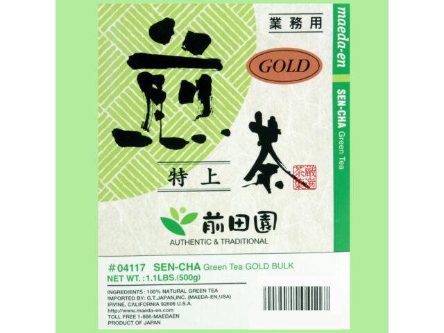 SENCHA MAEDA-EN 1 Bag x 1.1 lbs GOLD QUALITY GREEN TEA 04117