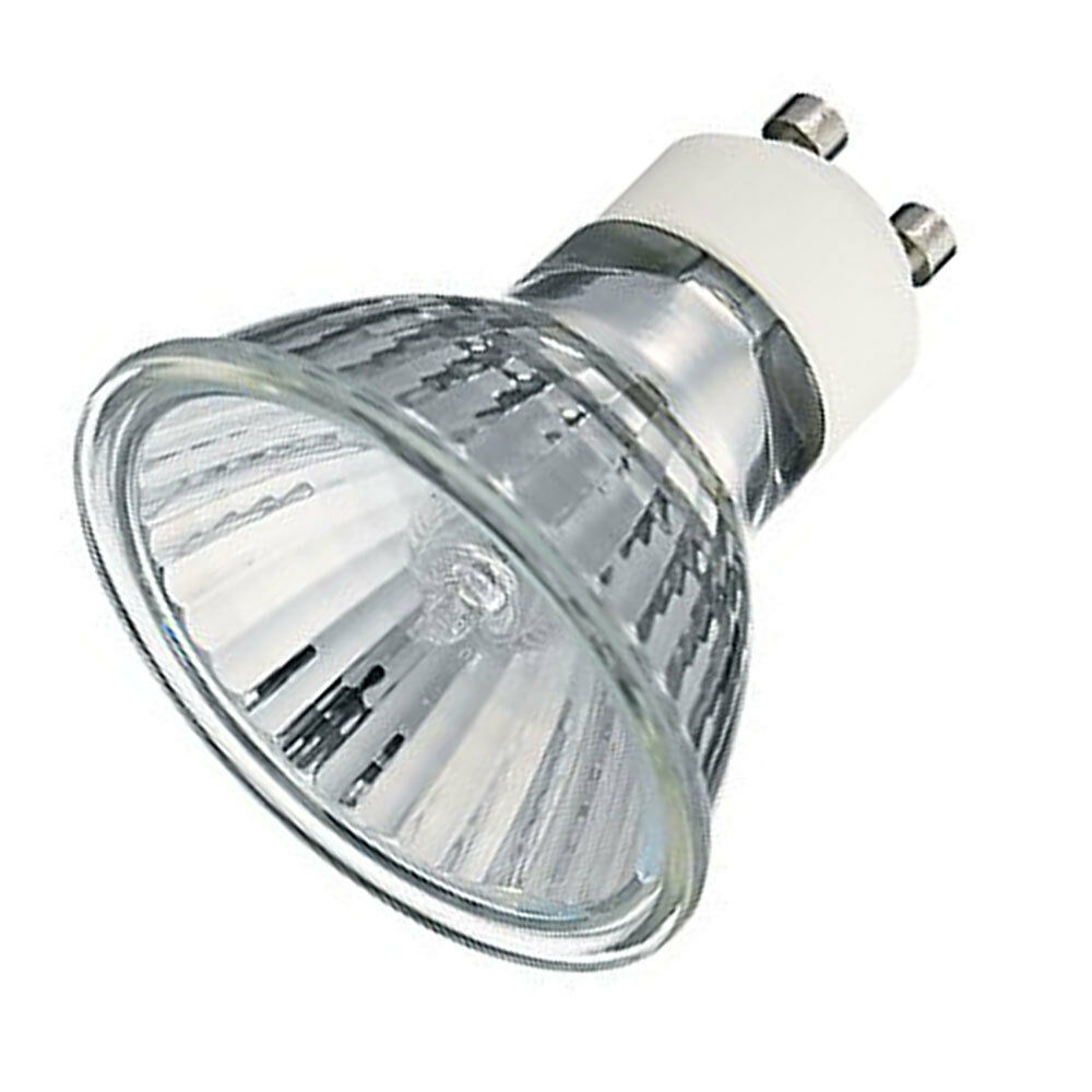 40 gu10 35w halogen light bulbs lamps delivered ebay. Black Bedroom Furniture Sets. Home Design Ideas