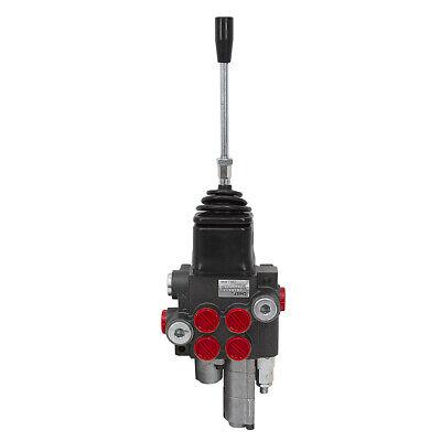 2 Spool 10 Gpm Chief Joystick Loader Control Valve Wfloat Chief 220957 9-12475