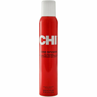 CHI Shine Infusion Hair Shine Spray 5.3oz Chi Shine Infusion