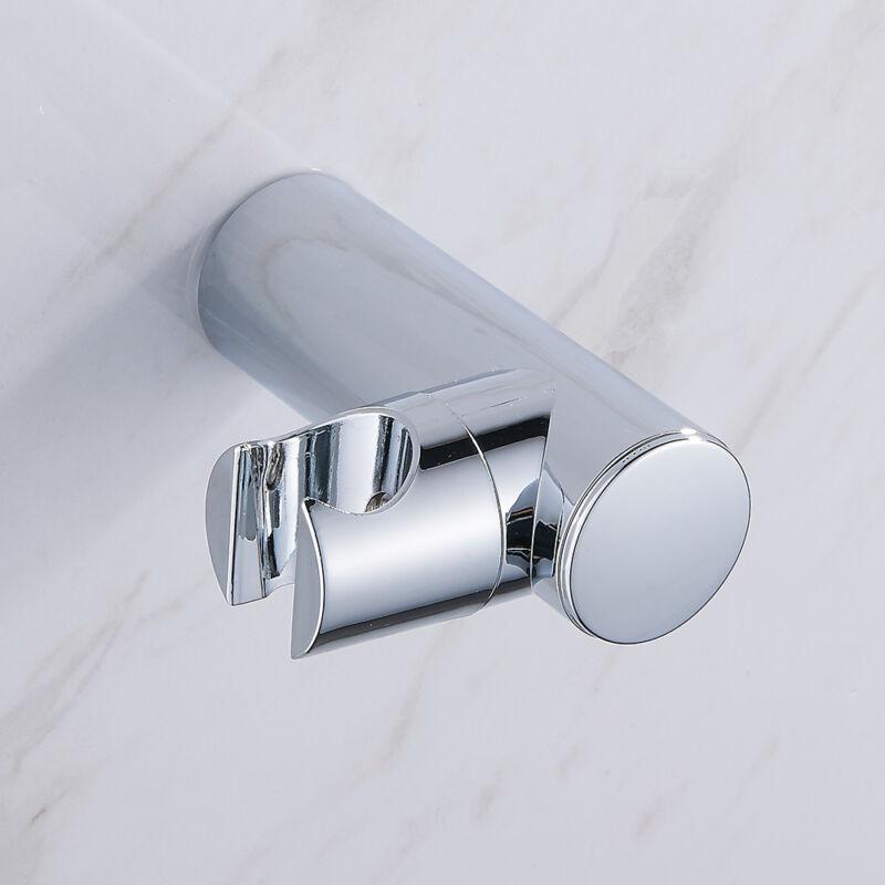 "US G-1//2/"" Shower Head Holder Arm Mounted Bathroom Screwed On Bracket Connector"