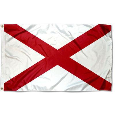 State of Alabama Flag for Flagpole