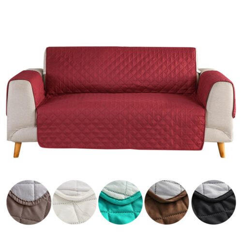Waterproof Chair Seat Sofa Cover Couch Slipcover Pet Dog Mat