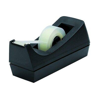 Staples Desktop Tape Dispenser Black 130674