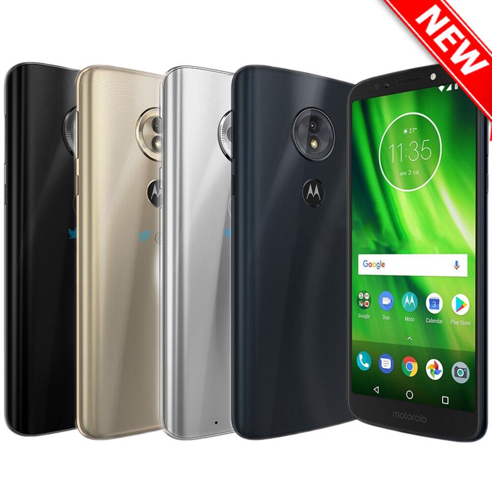 Motorola Moto G6 Play Xt1922 5 Dual Sim Factory Unlocked 55 32gb 3gb Hp Slate 7 Voicetab 16 Gb 3g Silver New