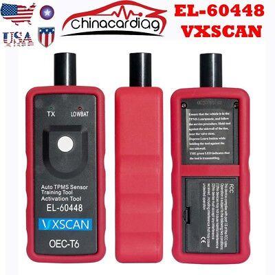 Usa Ship Vxscan El 60448 For Ford Tpms Reset Tool Tire Pressure Sensor