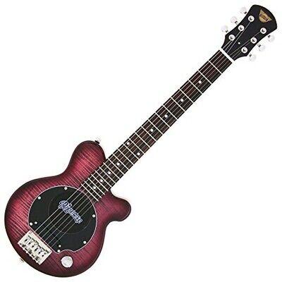 Pignose PGG200FM Spp Mini Viaje Guitarra Eléctrica Incorporado Amp con Suave De