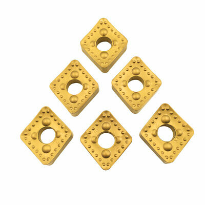 10 Pcs Cnmm190624 Rough Turning Insert Single Sided Diamond Turning Insert New