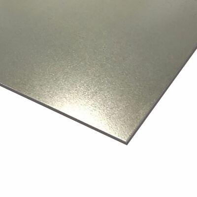 G90 Galvanized Steel Sheet 0.078 14 Ga. X 24 X 36