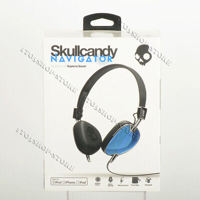 Skullcandy Navigator with 3 button Mic