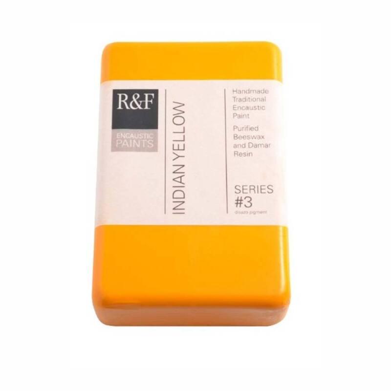 R&F Encaustic 333Ml Indian Yellow
