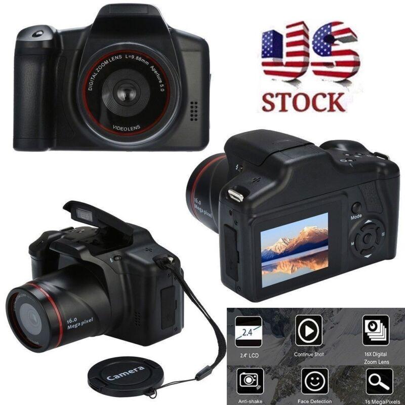 Digital Full HD1080P 16xZOOM Camera Professional Video Camco