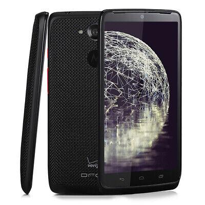 NEW Motorola Droid Turbo XT1254 32GB Verizon Unlocked Smartphone Limited Edition