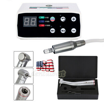 Dental Internal Spray Led Brushless Electric Micro Motor 15 Handpiece Fit Nsk