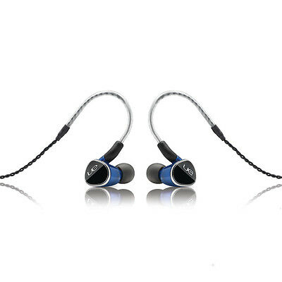 Logitech UE900S Ultimate Ears Noise Isolating In Ear Earphones Monitor IEM