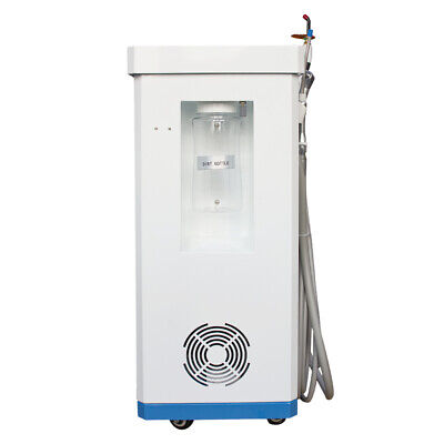 Portable Dental Delivery Treatment Cart Unit Equipment Mobile Compressor New
