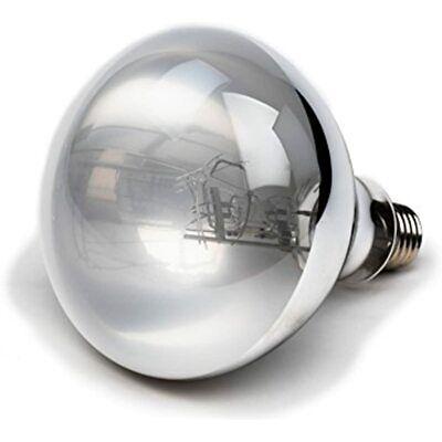 100 Watt UVA UVB Mercury Vapor Bulb / Light Lamp Reptile And Amphibian Use - Of