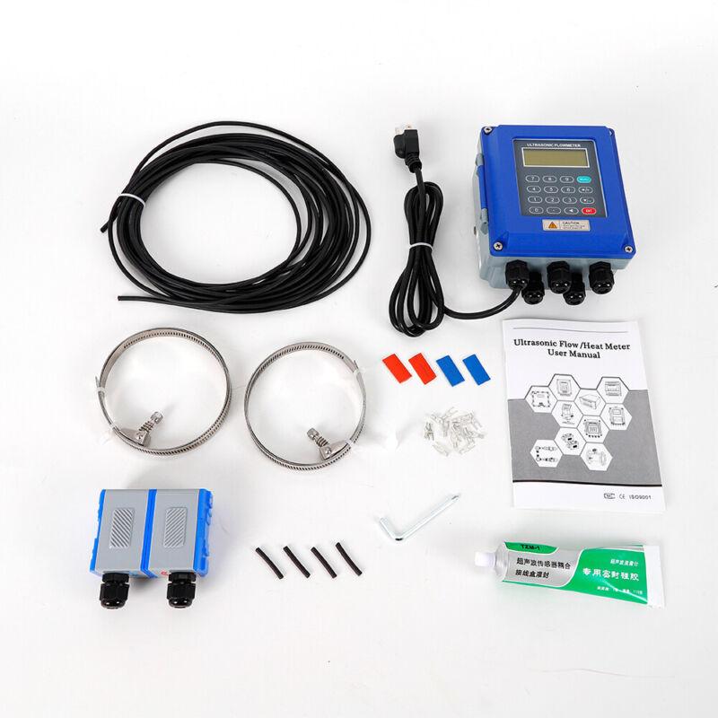 TUF-2000B  Host Ultrasonic flow meter  flowmeter IP67 protection DN32-DN6000mm
