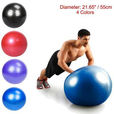 Exercise Ball Gym Yoga Fitness Anti-burst Leg Workout Balanc