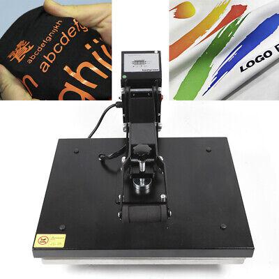 Auto T-shirt Printing Heat Press Machine Cloth Photo Hot Drilling Rig 16 X 20