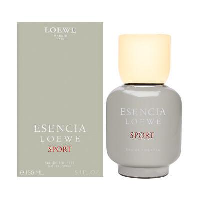 Esencia Loewe Sport by Loewe for Men 5.1 oz EDT Spray Brand New