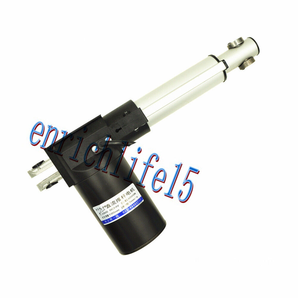 20 inch(500mm) stroke linear actuator max 1320LBS(6000N) 12V/24V DC