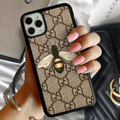 Case Bee iPhone 7 8 X XR XS Guccy845rCases 11 Pro Max Galaxy S20 Note 10 14