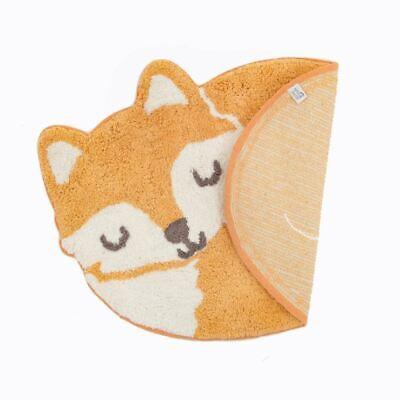 Bosque Fox Suelo Alfombra Infantil Animales Sass & Belle