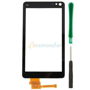 New LCD Touch Screen Digitizer Repair For Nokia N8 + Tools