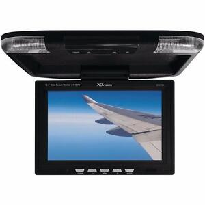 """Xo Vision 12.2"""" Ceilingmount Lcd Monitor With Ir Transmitter"""