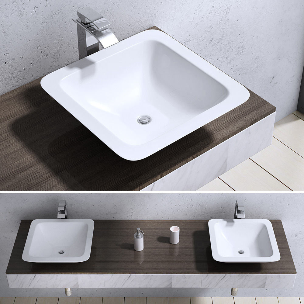lavabo vasque vier poser accessoire fonte min rale colossum 801 802 803 eur 99 95 picclick fr. Black Bedroom Furniture Sets. Home Design Ideas