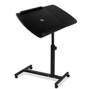 Free Delivery: Rotating Mobile Laptop Adjustable Desk w/ USB Coo Moorebank Liverpool Area Preview