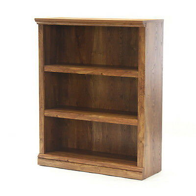 مكتبة كتب جديد Sauder Furniture Select Collection 3 Shelf Bookcase, Chestnut Finish | 416347