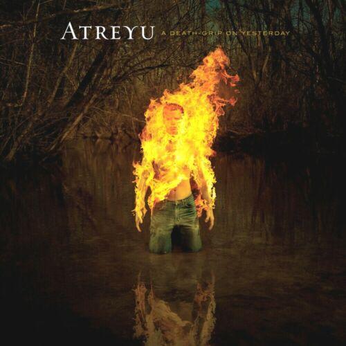 Atreyu A Death Grip On Yesterday 12x12 Album Cover Replica Poster Print