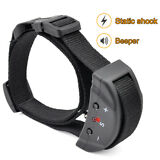 Petrainer Anti Bark Shock Dog Trainer Stop Barking Pet Training Control Collar