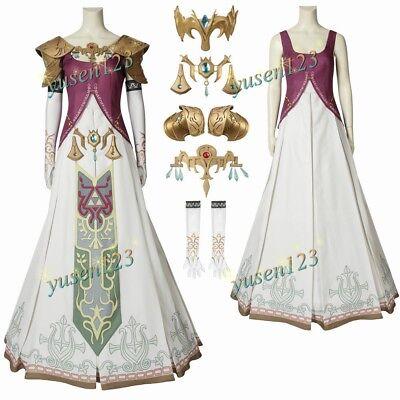 Zelda Twilight Princess Cosplay Costume Accessories Women's Fancy Dress - Zelda Costume Accessories