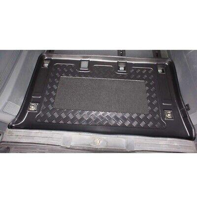 Gummierte Kofferraumwanne für Mercedes Vito W639 W 639 Kombi 2003-2014 Radstand