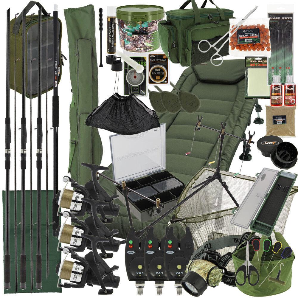PVA sacs,30 mm x 80 mm pour grossier et pêche la carpe sacs de 20 nouveau
