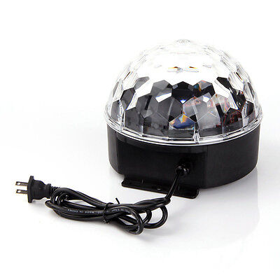 RGB Crystal LED Ball Projector Stage Effect Light for Club DJ Disco KTV Party](Party Projector)