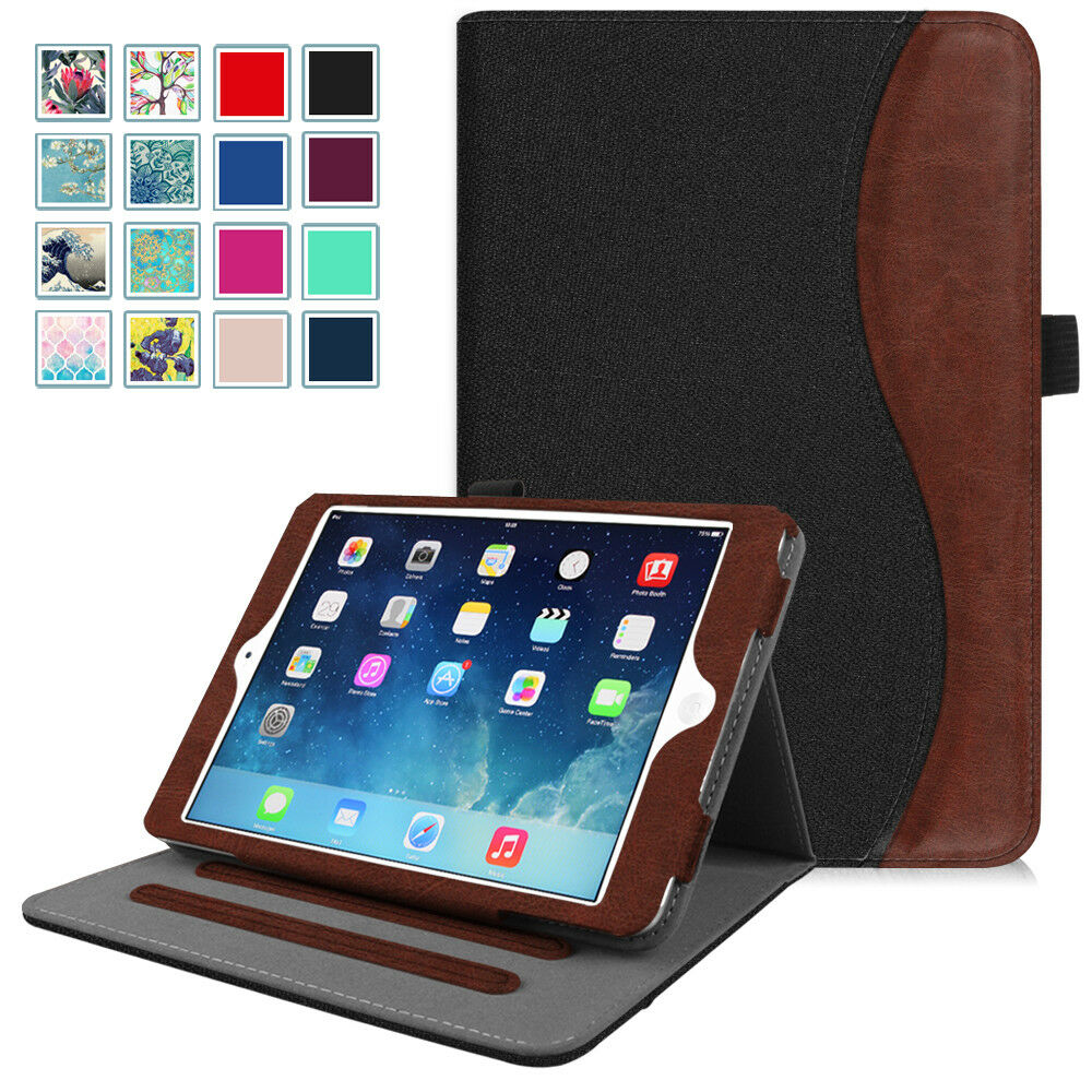 Fintie iPad Mini/Mini 2/Mini 3 Multi-Angle Viewing Folio Sta
