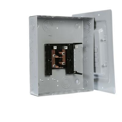 New Siemens Main Lug Load Center 1ph 125a 8 Spaces 16 Circuits E0816ml1125fcu