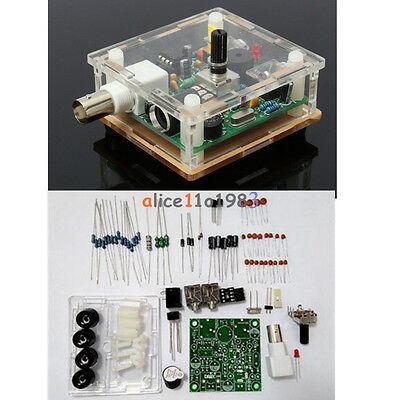 S-pixie Cw Ham Amateur Shortwave Radio Transceiver 7.023mhz Telegraph W Case