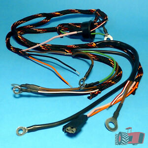 whn5904 wiring loom harness massey ferguson fe35 35. Black Bedroom Furniture Sets. Home Design Ideas