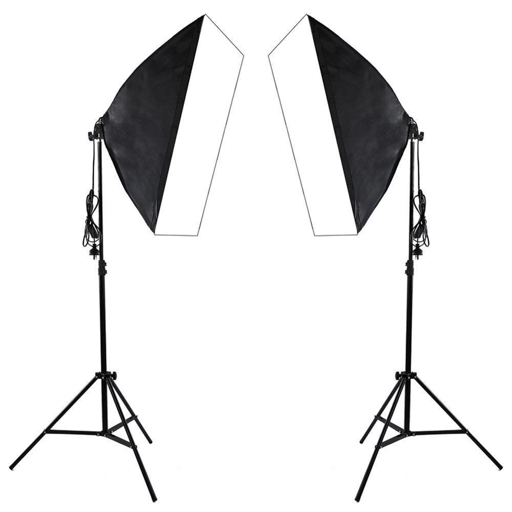 Continuous Photog Video Studio Softbox Umbrella Lighting