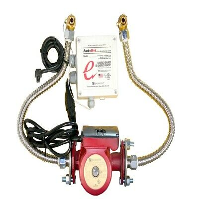 Enovative R055a-usk - Auto Hot On-demand Water Recirculation System Kit - New