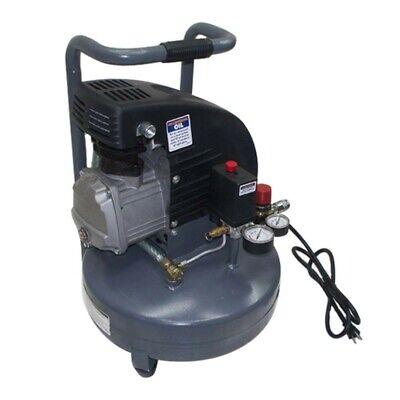 2hp Portable 4 Gallon Electric Air Compressor Pancake 4 Cfm 90 Psi