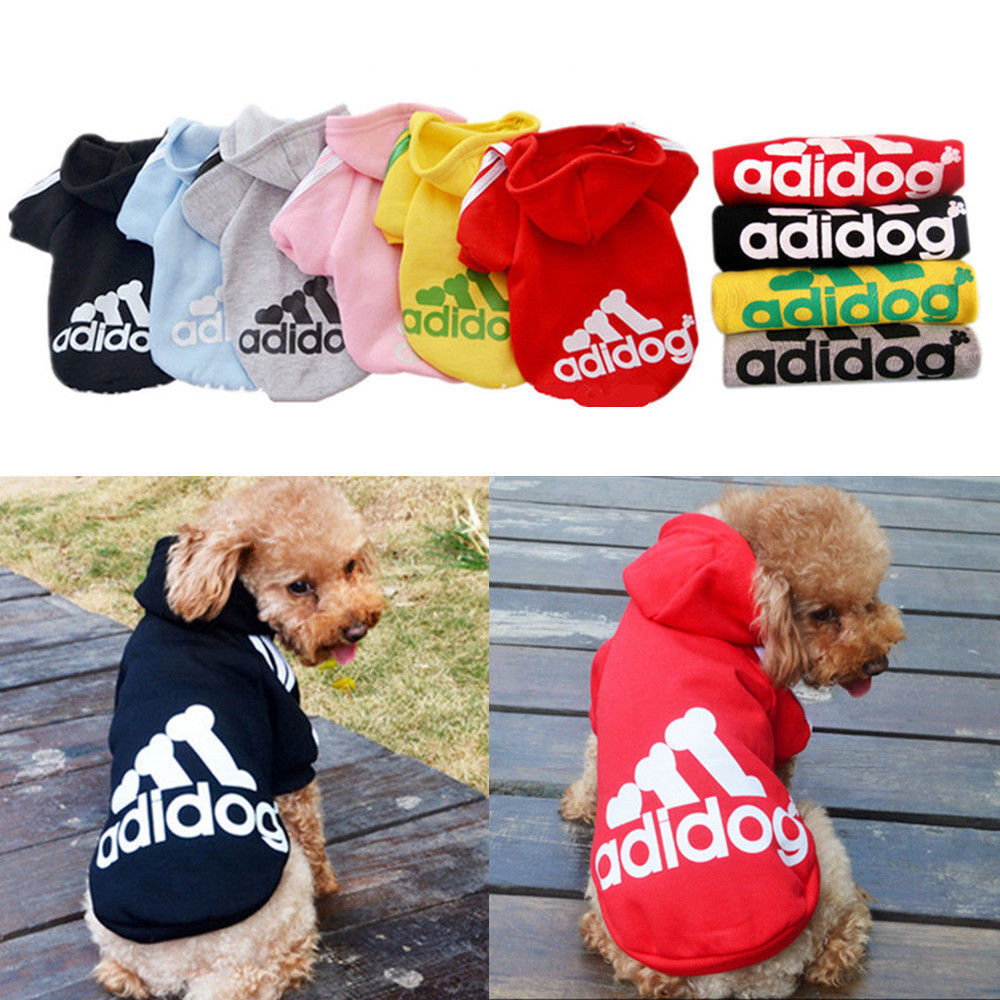 Изображение товара HOT Puppy Pet Dog Cat Clothes Hoodie Winter Warm Sweater Coat Costume Apparel