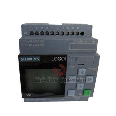 New In Box Siemens Logo 6ed1052-1md08-0ba0 Plc Module